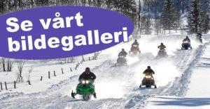 Scooterbilder galleri Hemsedal Snøscooterutleie
